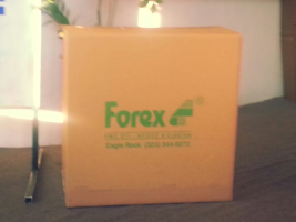 Forex package shipping